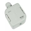 Прекъсвач с датчик за здрачаване аналогов, вкл. външен сензор за светлина, захранване UNI